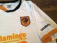 Classic Football Shirts | 2015 Hull City Old Vintage Soccer Jersey